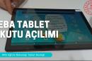 EBA TABLET KUTU AÇILIMI VE İNCELEME | SİM KART TAKMA | MEB TABLET 2021 | TeknoUpdates